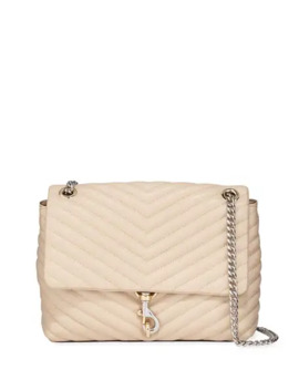 Rebecca Minkoff Edie Quilted Leather Shoulder Bag by Rebecca Minkoff
