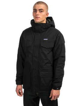 Patagonia Isthmus Parka Jacket (Black) by Patagonia