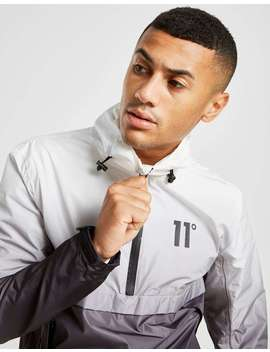 11 Degrees Hurricane Fade Jacket by Jd Sports