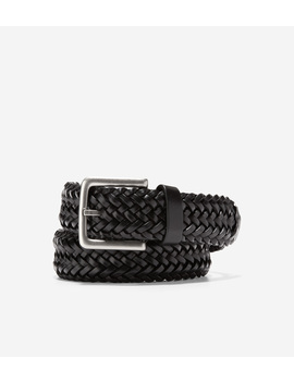 Braided 35mm Belt by Cole Haan