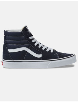 Vans Sk8 Hi Night Sky & True White Shoes by Vans