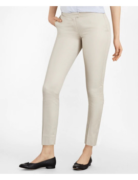 Flat Front Stretch Advantage Chino® Pants by Brooks Brothers