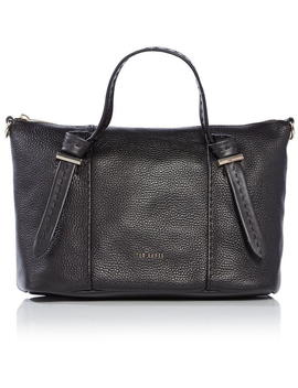 Olmia Knotted Handle Small Tote Bag by Ted Baker