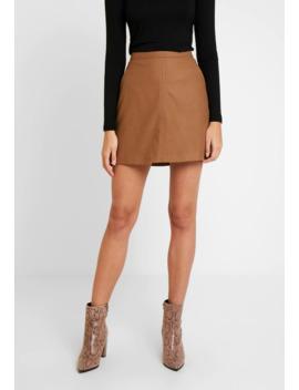 Short Skirt Feminine Cutlines   A Lijn Rok by Marc O'polo