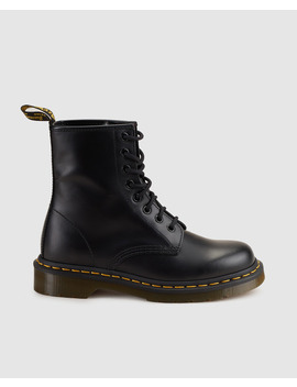 Bota Unisex Dr. Martens  1460 Black Smooth by Dr. Martens