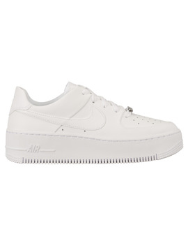 Zapatillas Casual De Mujer Air Force 1 Sage Low Nike by Nike
