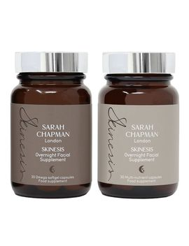 Overnight Facial Supplements by Sarah Chapman