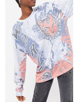 Worlds Motor Racing Long Sleeve Tee by Urban Outfitters