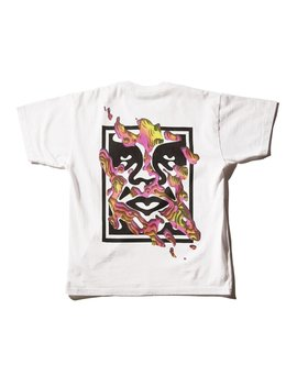 Obey X 1010 Heavy Weight Classic Box T Shirt by Obey