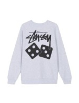 Stussy Dice Crew (Ash) by Dover Street Market