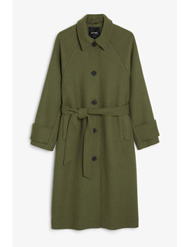 Tailored Coat by Monki