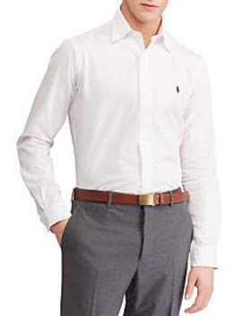 Stretch Poplin Shirt by Polo Ralph Lauren