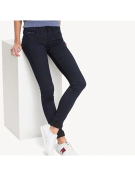 Low Rise Skinny Fit Jeans by Tommy Jeans