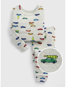 Baby Gap Car Pj Set by Gap