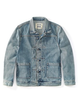 Type Ii Worn Trucker by Levi's Made & Crafted