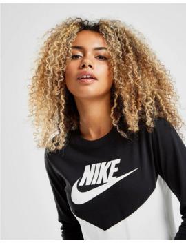 Nike Heritage Long Sleeve T Shirt by Nike
