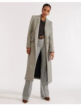 Helmond Dickey Coat by Veronica Beard