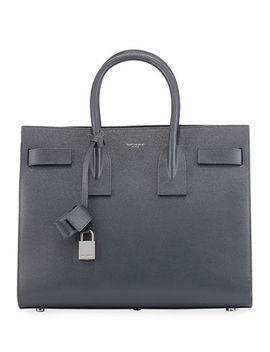 Saint Laurent Sac De Jour Small Smooth Leather Satchel Bag by Saint Laurent