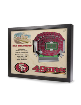 San Francisco 49ers // Levi's Stadium by Touch Of Modern