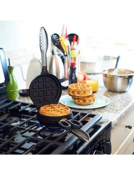 The Wonderffle Stuffed Waffle Iron by Touch Of Modern