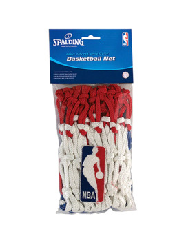 Spalding Heavy Duty Red, White And Blue Net by Sport Chek