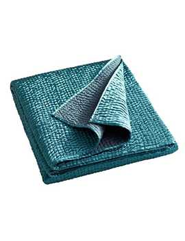 Essex Teal King Quilt by Pier1 Imports