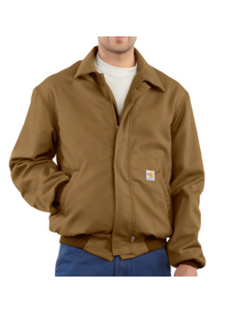 Flame Resistant All Season Bomber Jacket by Carhartt
