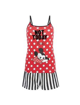Mickey Mouse Cami Pyjama Set by Primark