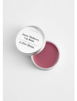 Jupon Mulberry Lip Balm by & Other Stories