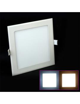 25 Watt Square Led Ceiling Light Recessed Kitchen Bathroom Lamp Ac85 265 V Led Down Light Warm White/Natural White/Cool White by Ali Express.Com