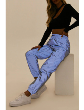 Toggle Drawstring Wind Pants by Forever 21