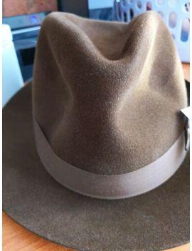Trilby Hat Susquehana The Hat Co. Mac Murray Racing Trilby Hat 52sz by Ebay Seller