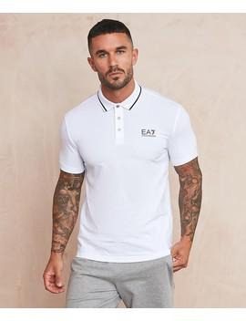 Core Id Short Sleeve Polo Shirt by Ea7