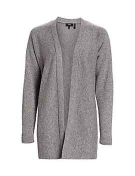 Oversize Cashmere Cardigan by Theory