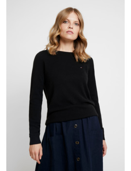 Sania Boat Neck   Pullover by Tommy Hilfiger