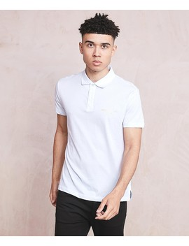 Jeans Couture Short Sleeve Polo Shirt by Versace Jeans