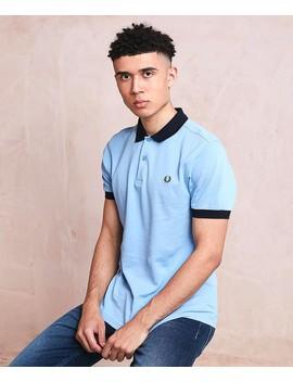 Colourblock Polo Shirt by Drome Uk