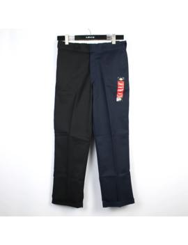 Dickies 874 Split Work Pant Black/Navy Carhartt by Custom  ×  Dickies  ×