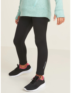 Built In Warm Go Dry Balance Leggings For Girls by Old Navy