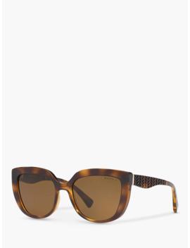 Ralph Lauren Ra5254 Women's Butterfly Sunglasses, Brown/Brown by Ralph Lauren
