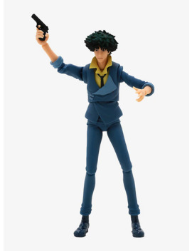 S.H.Figuarts Cowboy Bebop Spike Spiegel Action Figure by Hot Topic