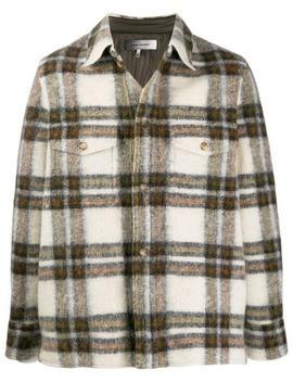 Checked Shirt Jacket by Isabel Marant