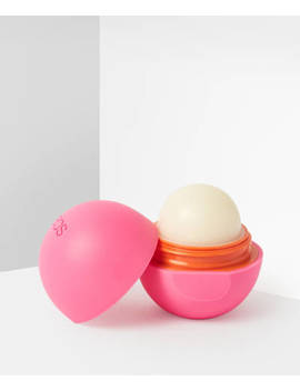 Smooth Sphere Strawberry Peach Lip Balm by Eos