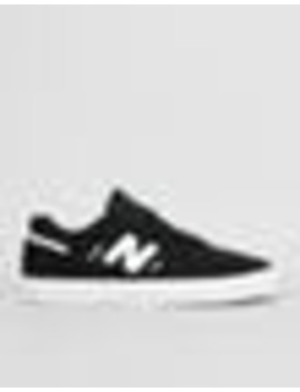 New Balance Numeric 306 Skate Shoes   Black/White by Route One