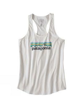 Womens Pastel P 6 Logo Organic Tank Top by Patagonia