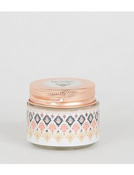 Pink Aztec Berry Bubbles Scented Jar Candle by New Look