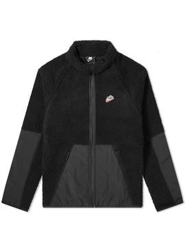 Nike Heritage Sherpa Jacket by Nike