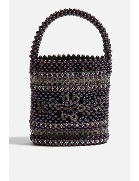 **Petrol Presley Tote Bag By Skinnydip by Topshop