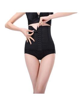 Women Waist Trainer Body Shaper Tummy Belt Belly Fat Burner Corset Slimming Wrap by Ebay Seller