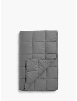 John Lewis & Partners Specialist Synthetic Weighted Blanket by John Lewis & Partners